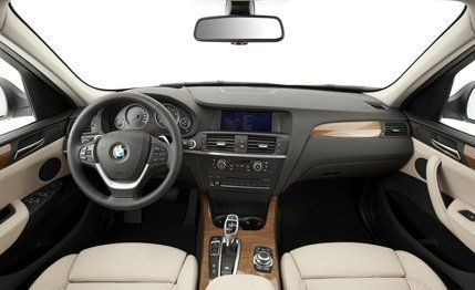 2011 BMW X3 xDrive35i Road Test  Review  Car and Driver