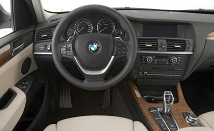 2011 BMW X3 | Review | Car and Driver