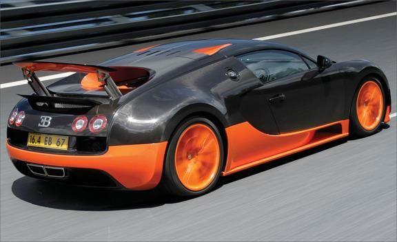 Bugatti Veyron News: Bugatti Veyron Super Sport | Car and Driver
