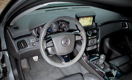 2011 Cadillac Cts V Wagon Long Term Test Review Car And Driver