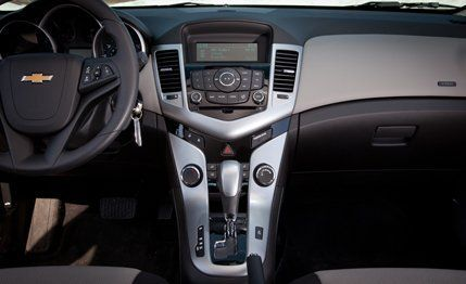 2011 Chevrolet Cruze LS Test  Review  Car and Driver