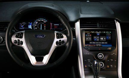 2011 ford edge sport road test review car and driver rh caranddriver com 2011 ford edge limited owners manual pdf 2011 Ford Edge Limited