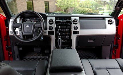 2012 Ford F-150 FX4 EcoBoost - Jekyll & Hyde - Truckin Magazine