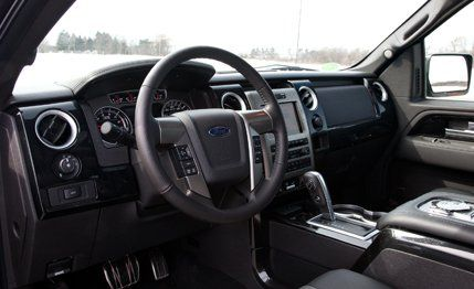 2011 Ford F 150 Harley Davidson Test Review Car And Driver