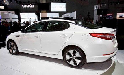 Awesome Kia And Hyundai Can Offer Their Hybrid Models At Such Low Prices, In Part,  Because Their Full Parallel Hybrid System Uses A Modular Approach, ...