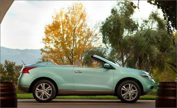 2011 Nissan Murano CrossCabriolet First Drive U0026ndash; Reviews U0026ndash; Car  And Driver