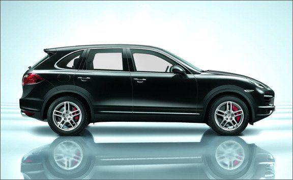 2011 Porsche Cayenne Turbo Test: Porsche Cayenne Review | Car and Driver