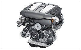 The Base 45 270 Touareg Is Ed By A 3 6 Liter Six Actually Vr6 Producing 280 Horse