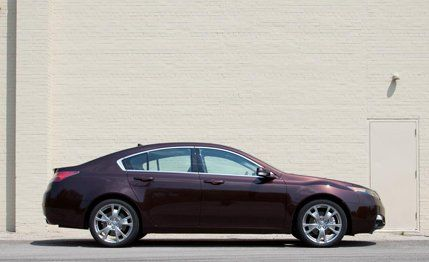 Acura Tl 2012 Sh Awd >> 2012 Acura Tl Sh Awd Road Test Review Car And Driver