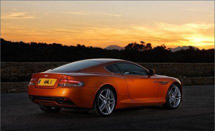 Aston Martin Virage Reviews Aston Martin Virage Price Photos And Specs Car And Driver
