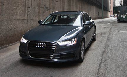 2012 Audi A6 3.0T Quattro Test - Reviews - Car and Driver Audi A T Quarttro on