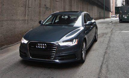 2012 Audi A6 30T Quattro Test  Reviews  Car and Driver