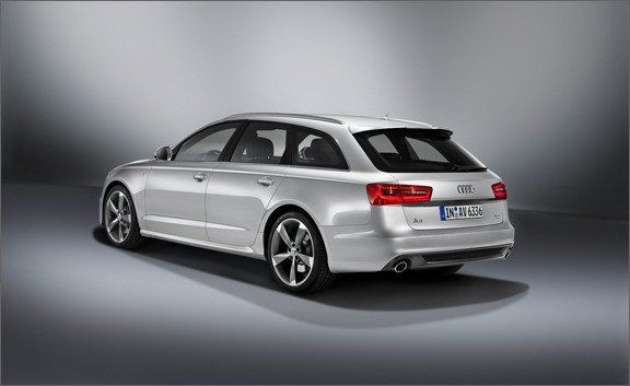 2012 Audi A6 Avant Official Photos And Info Ndash News Ndash Car