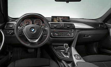 BMW I Sedan Test Review Car And Driver - 2012 bmw 335i m sport package