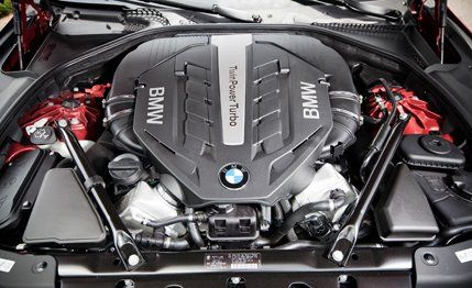 BMW I Convertible Road Test Review Car And Driver - Bmw 650i engine