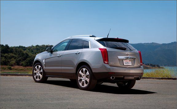 2012 Cadillac Srx First Drive – Review Car And Driver