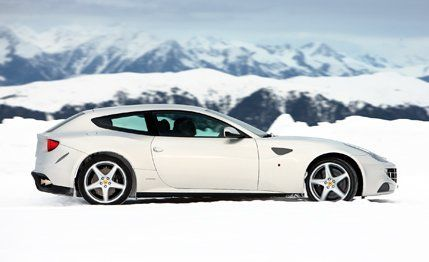Ferrari Ff Reviews Price Photos And Specs Car Driver