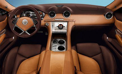 2012 Fisker Karma | Review | Car and Driver