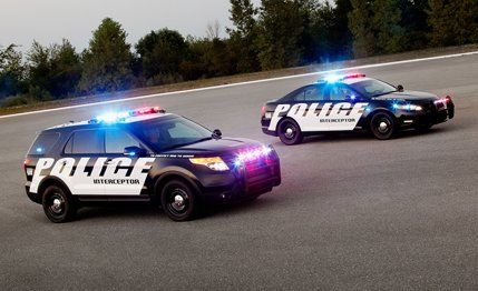 Fordu0027s first new pursuit-certified police cars in 15 years are based on the Taurus and Explorer. Just donu0027t call them Taurus and Explorer. & 2012 Ford Police Interceptor / Interceptor Utility First Drive ... markmcfarlin.com