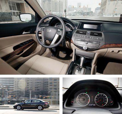 2012 Honda Accord Ex L