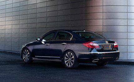 2012 Hyundai Genesis R Spec 5.0