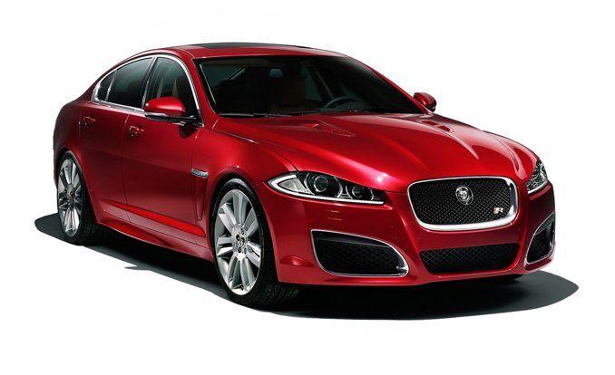 New Cars for 2012: Jaguar Full Lineup Info