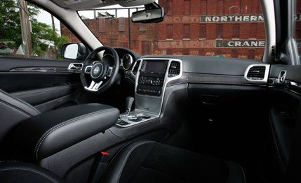 2012 jeep srt8