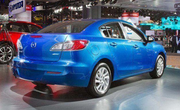 2012 Mazda 3 news: Mazda 3 News | Car and Driver