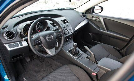 2012 mazda 3 i touring skyactiv test review car and driver rh caranddriver com 2013 mazda 3 hatchback manual transmission 2013 mazda 3 manual transmission for sale