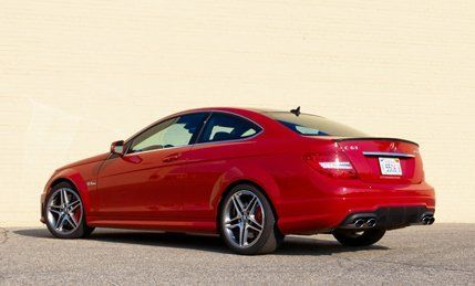 2012 mercedes-benz c63 amg coupe – instrumented test – car and driver