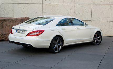 Mercedes benz 2012 cls550