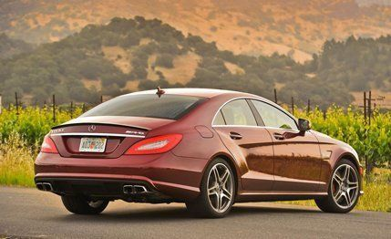 2012 cls63 amg review