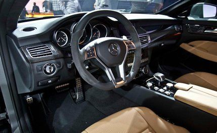 2012 mercedes cls63 amg price