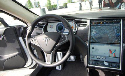 Tesla Model S First Ride Ndash Reviews Ndash Car And Driver - 2012 tesla model s