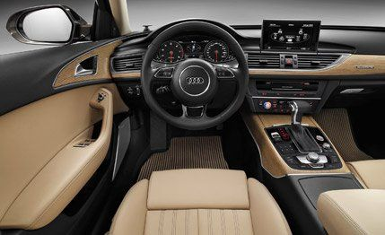 2013 Audi A6 Allroad First Drive Review Car And Driver