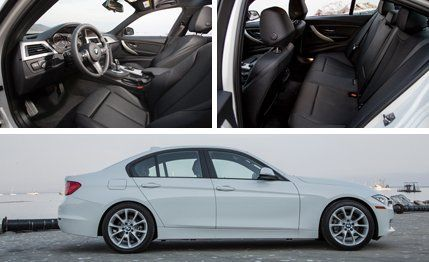 BMW I Test Review Car And Driver - Bmw 320i 2013 price