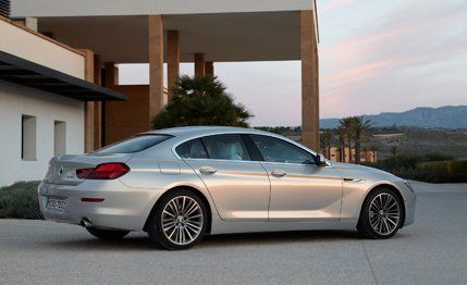 BMW Series Gran Coupe First Drive Review Car And Driver - 2012 bmw 640i gran coupe
