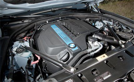 2012 BMW ActiveHybrid 5 Test | Review | Car and Driver