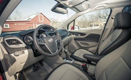 2013 buick encore fwd awd test review car and driver rh caranddriver com 2015 buick encore manual 2014 buick encore manual pdf