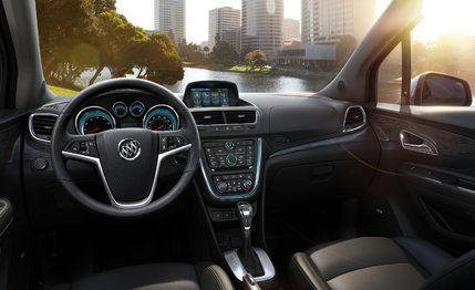 Buick Encore First Drive Review Car And Driver - Buick encore wiki