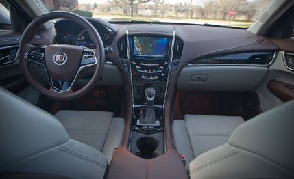 2013 Cadillac ATS 2.5L Test |Review | Car and Driver