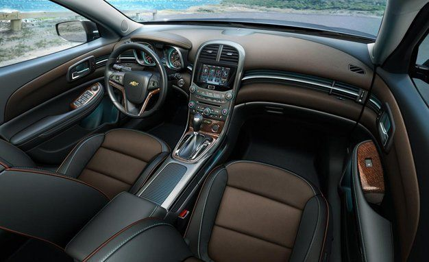 2013 Chevrolet Malibu Official Photos And Info News Car And Driver