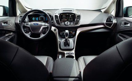2013 Ford CMax Hybrid First Drive  Review  Car and Driver