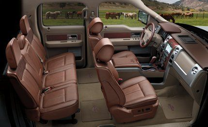 2013 Ford F 150 King Ranch Photos And Info News Car And Driver