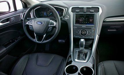 2013 Ford Fusion 16 and 20 EcoBoost First Drive  Review  Car