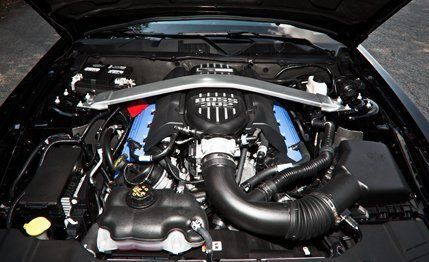 2013 Ford Mustang Boss 302 Laguna Seca Instrumented Test Review