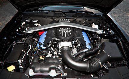 2013 Ford Mustang Boss 302 Laguna Seca Instrumented Test | Review ...