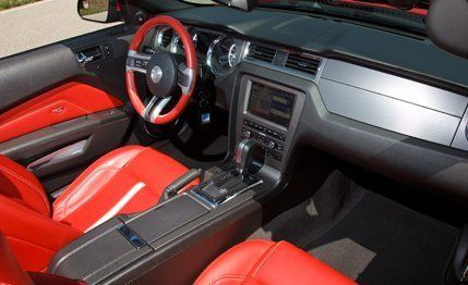 2013 ford mustang gt 5 0 convertible automatic test review car rh caranddriver com Are NASCAR's Manual or Automatic Manual Transmissions Are Better