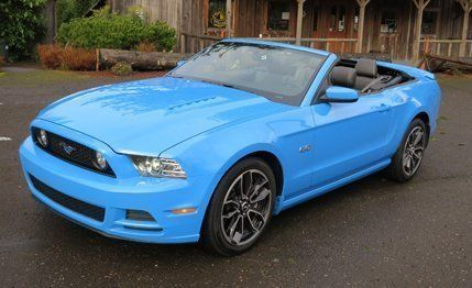 2013 Ford Mustang Gt 5 0 Convertible First Drive Review Car And