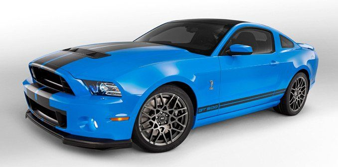 In Depth: 2013 Ford Mustang Shelby GT500 - Feature - Car and Driver